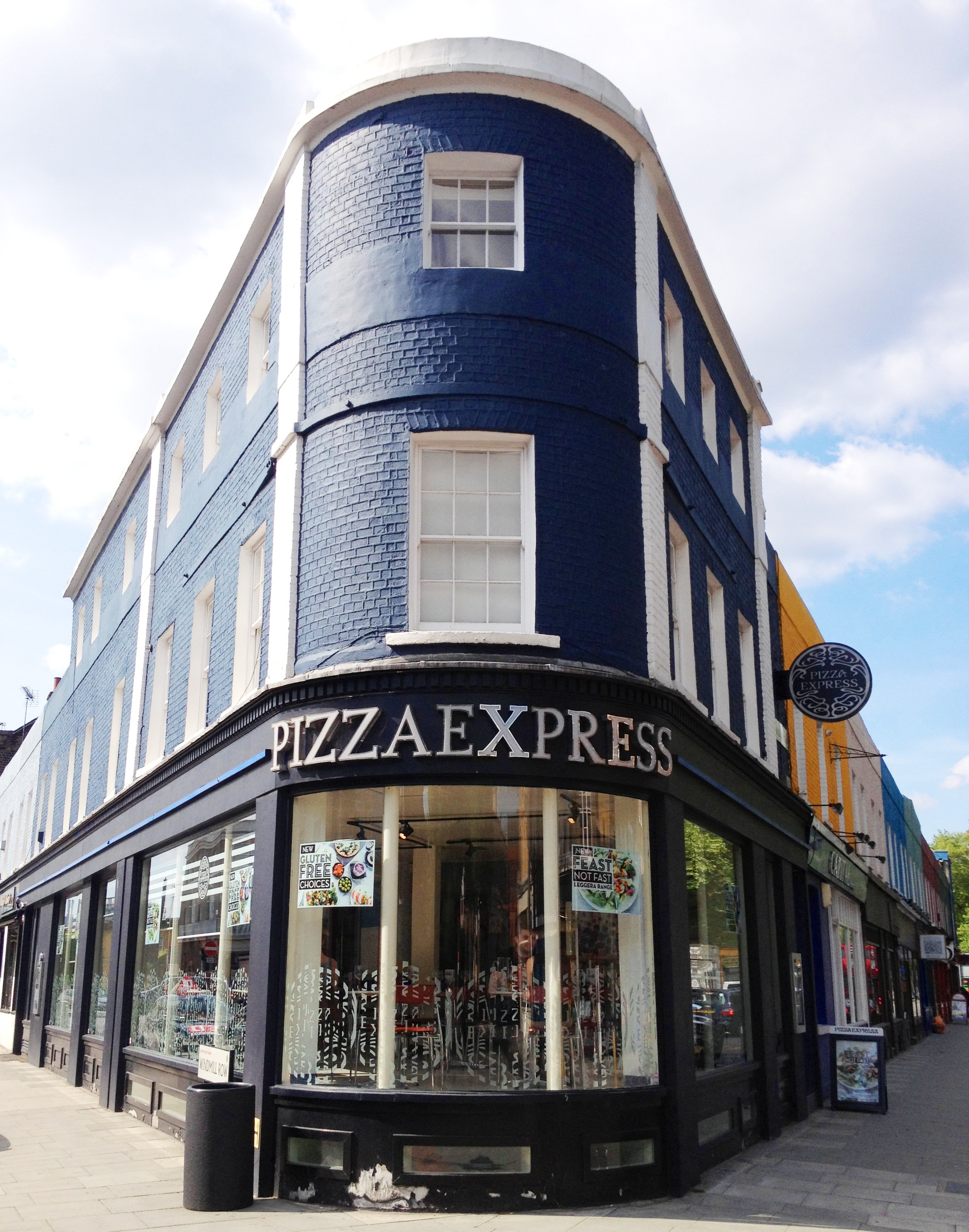Pizza Express Kennington Runoff