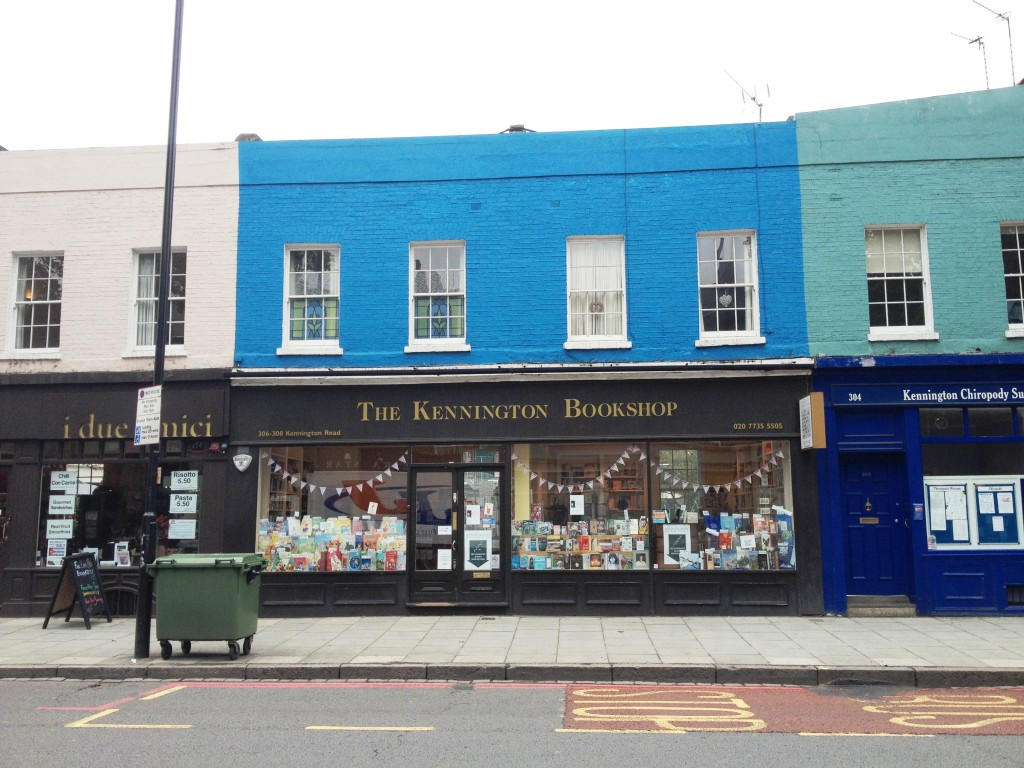 The Kennington Bookshop - kenningtonrunoff.com