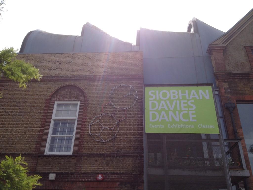 Siobhan Davies Centre - kenningtonrunoff.com