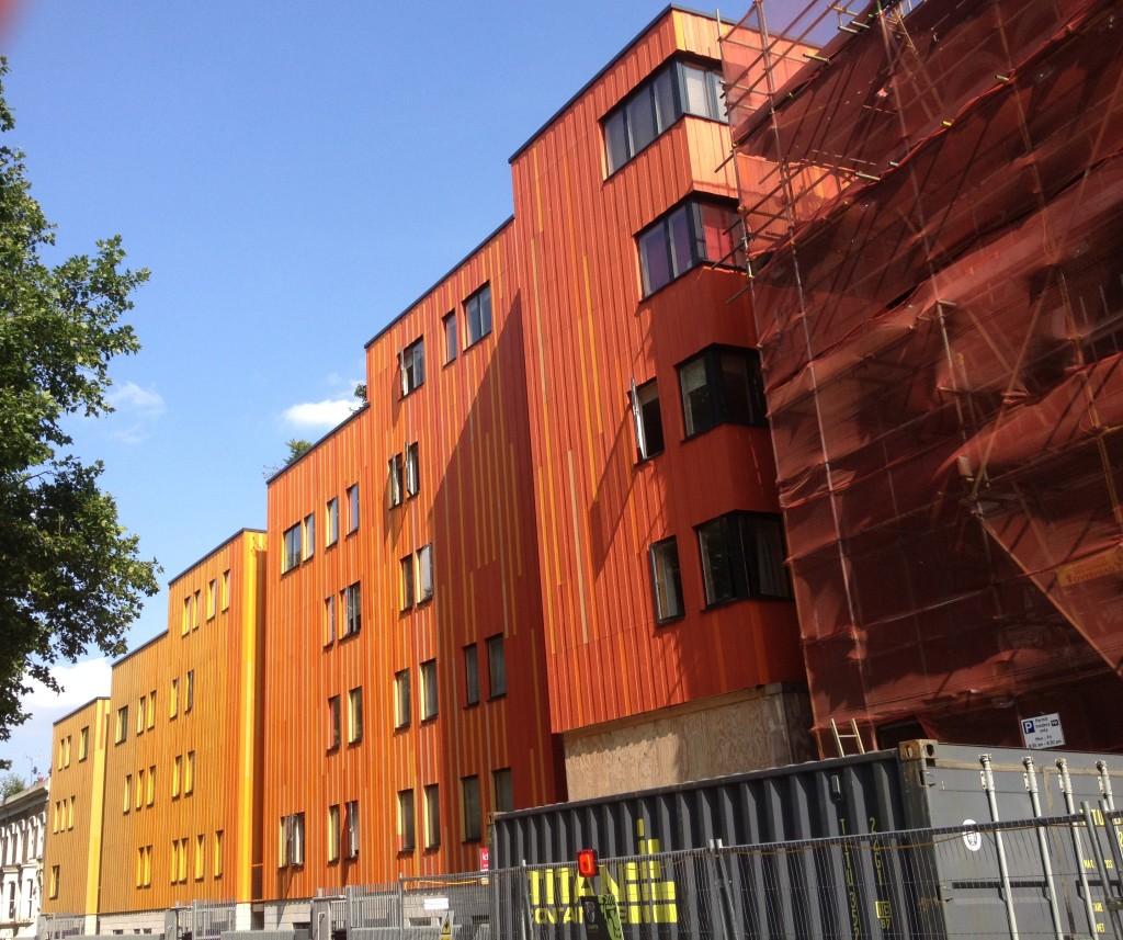 new building, Wansey Street - kenningtonrunoff.com