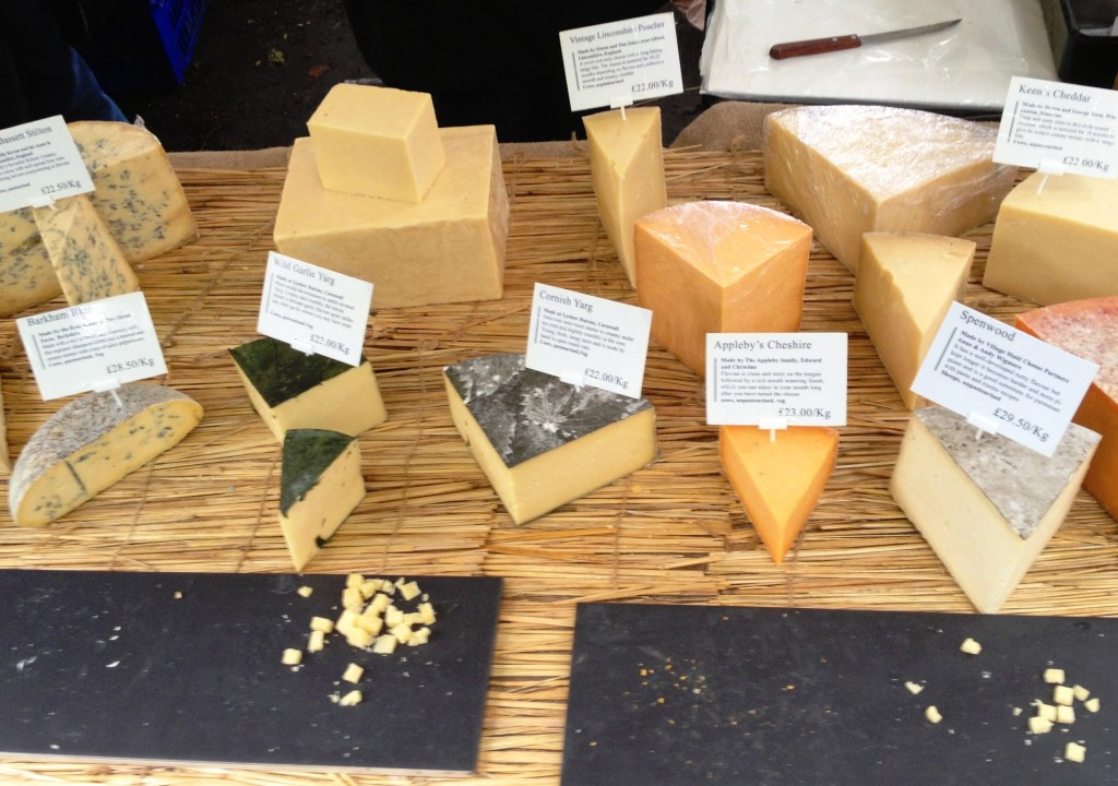 Oval Farmers Market - cheese - kenningtonrunoff.com