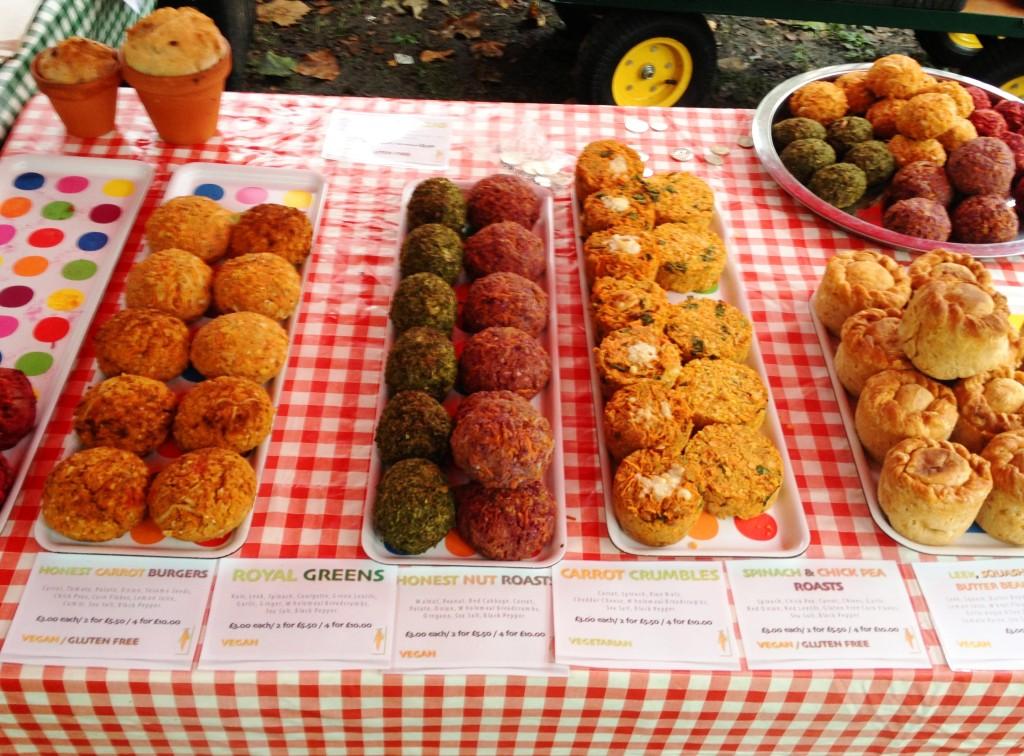 Oval Farmers Market - veggie stuff - kenningtonrunoff.com