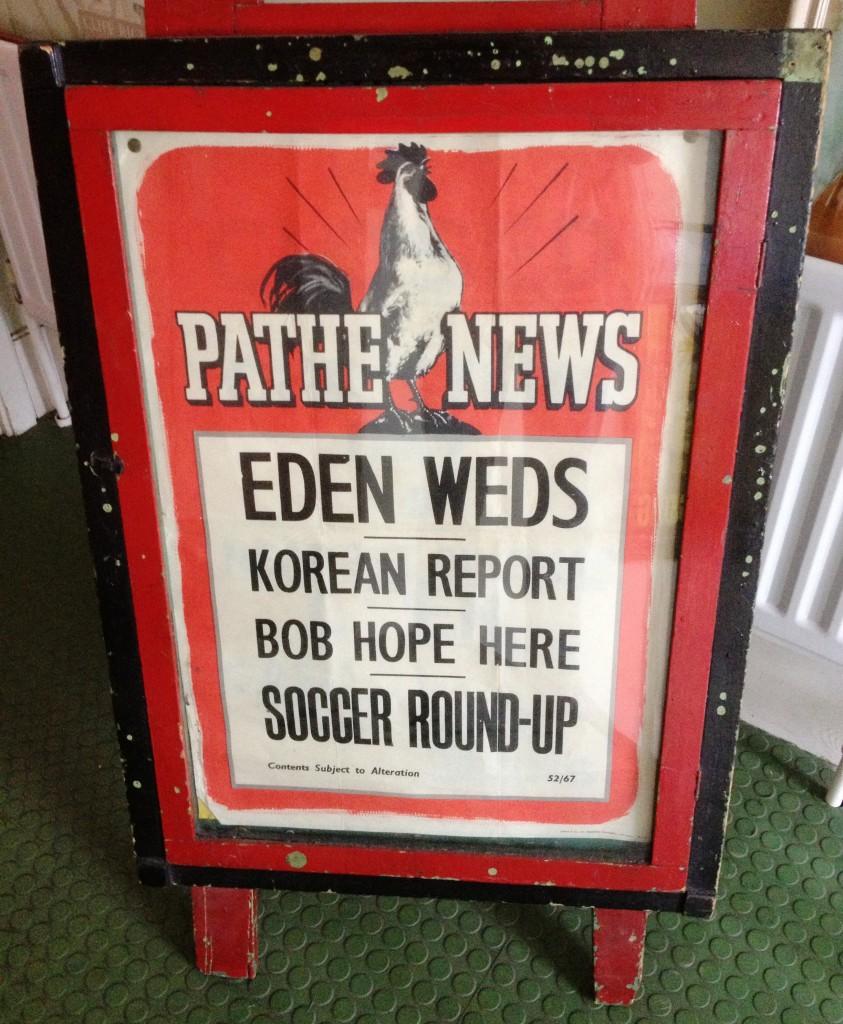 Pathe News at the Cinema Musem - kenningtonrunoff.com