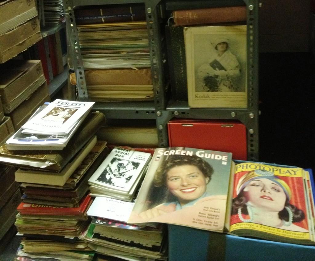 The Magazines Room at the Cinema Museum - kenningtonrunoff.com