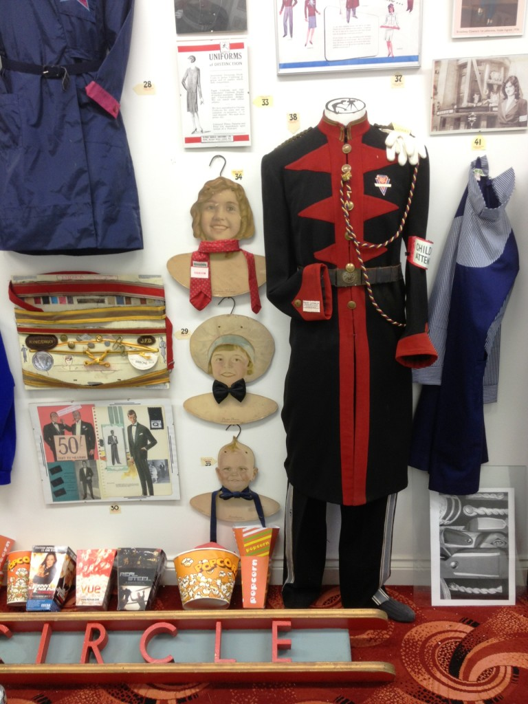 Uniforms, The Cinema Museum - kenningtonrunoff.com