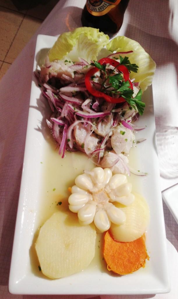 ceviche - Emanuel Peruvian restaurant - kenningtonrunoff.com