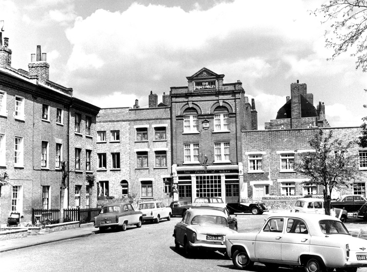 cleaver-square-01722-750 Kennington, 1964 from ideal-homes.org.uk