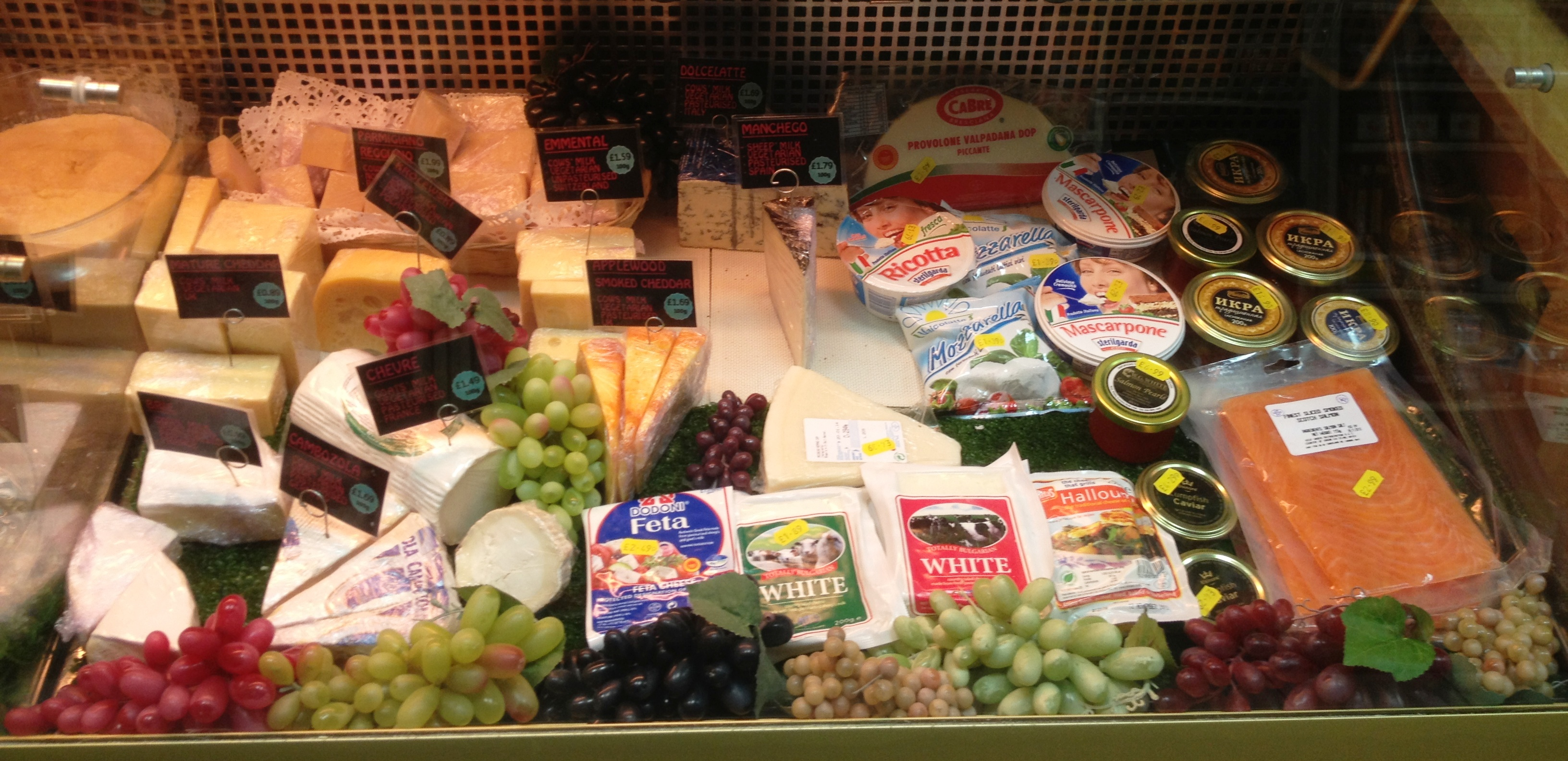 Malinka cheeses - kenningtonrunoff.com