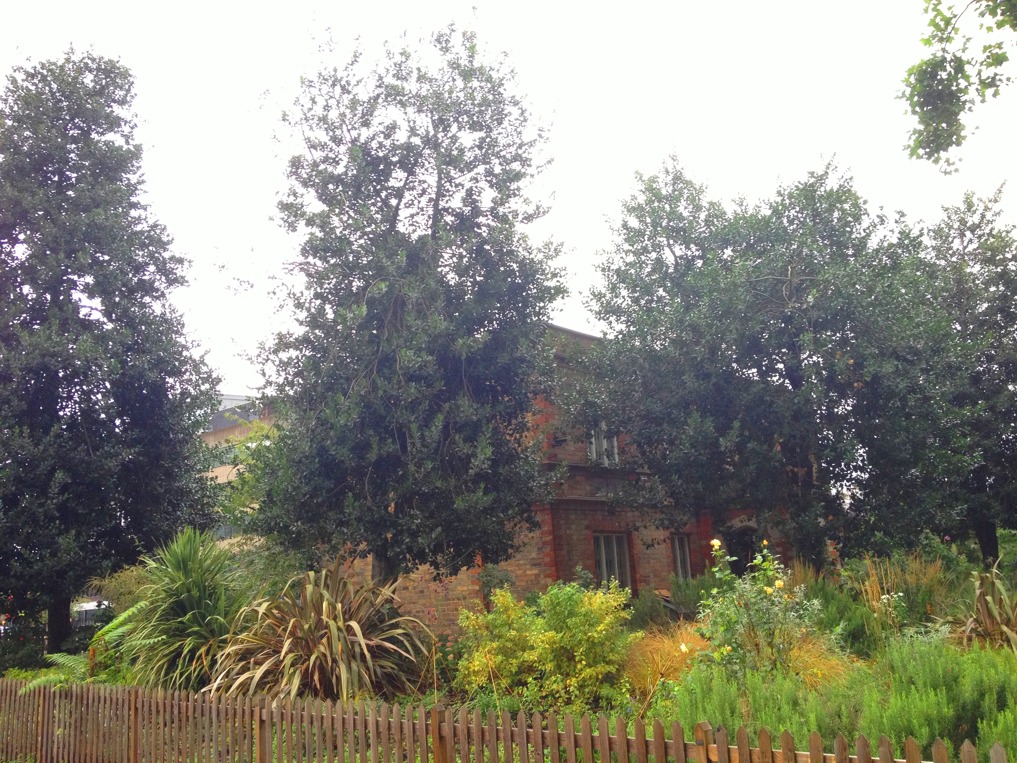 Prince Consort Lodge, Kennington Park - kenningtonrunoff.com