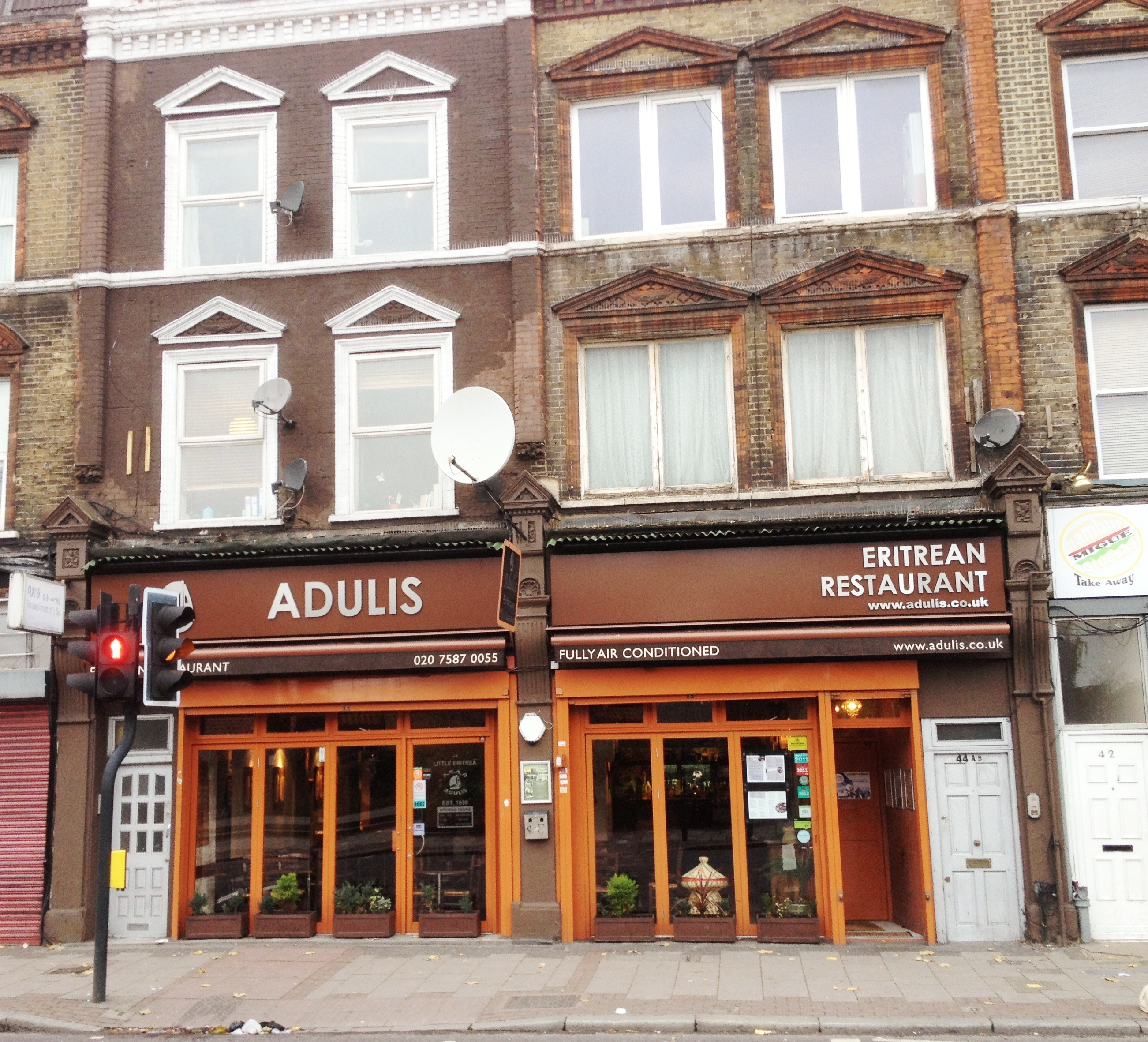 Adulis Eritrean Restaurant - kenningtonrunoff.com