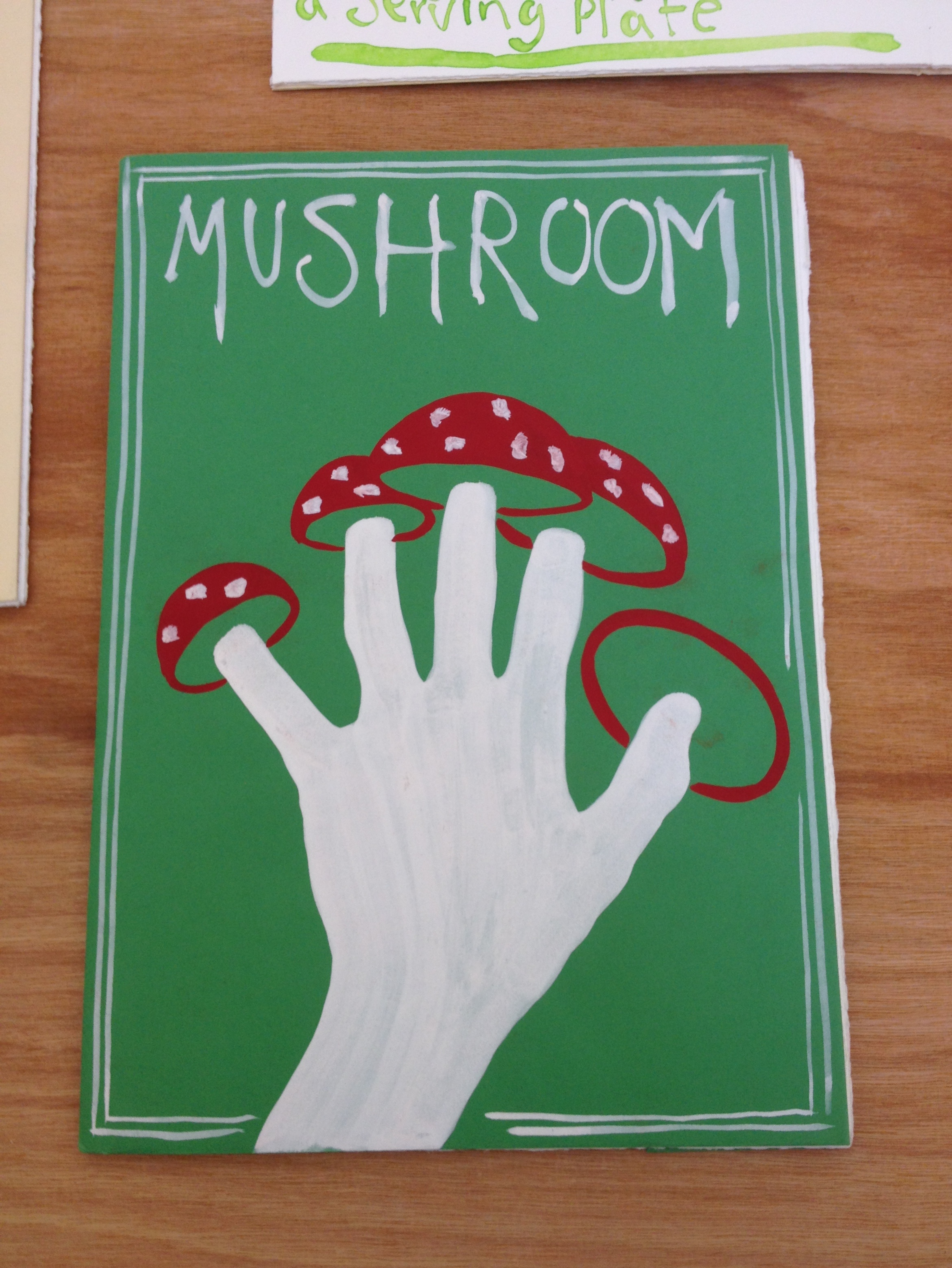 Mushroom - Greengrassi, Corvi-Mora - Kenningtonrunoff.com