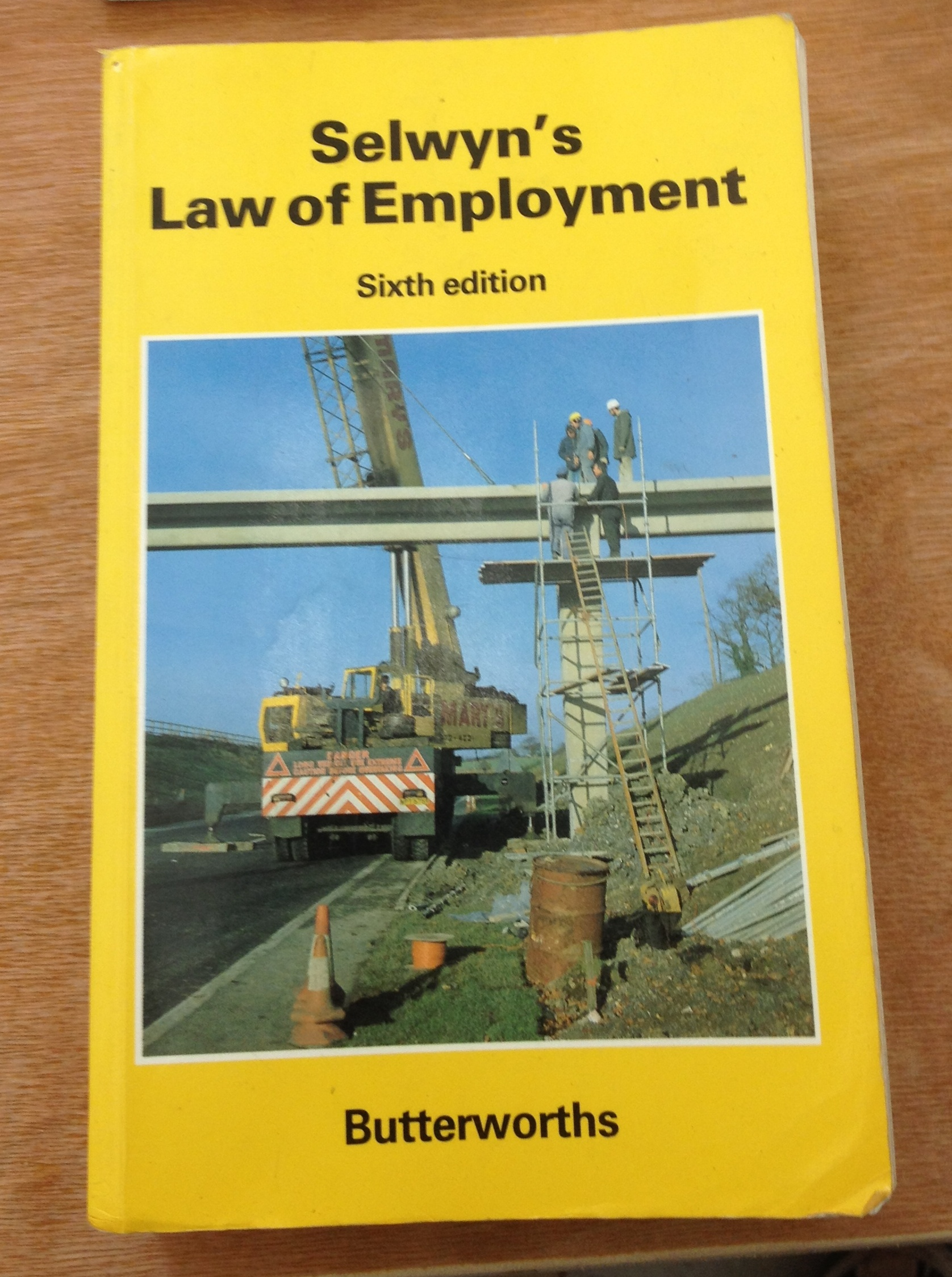 Selwyn's Laws of Employment - Greengrassi, Corvi-Mora - Kenningtonrunoff.com