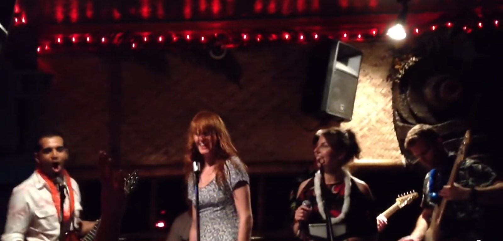 Florence Welch at South London Pacific