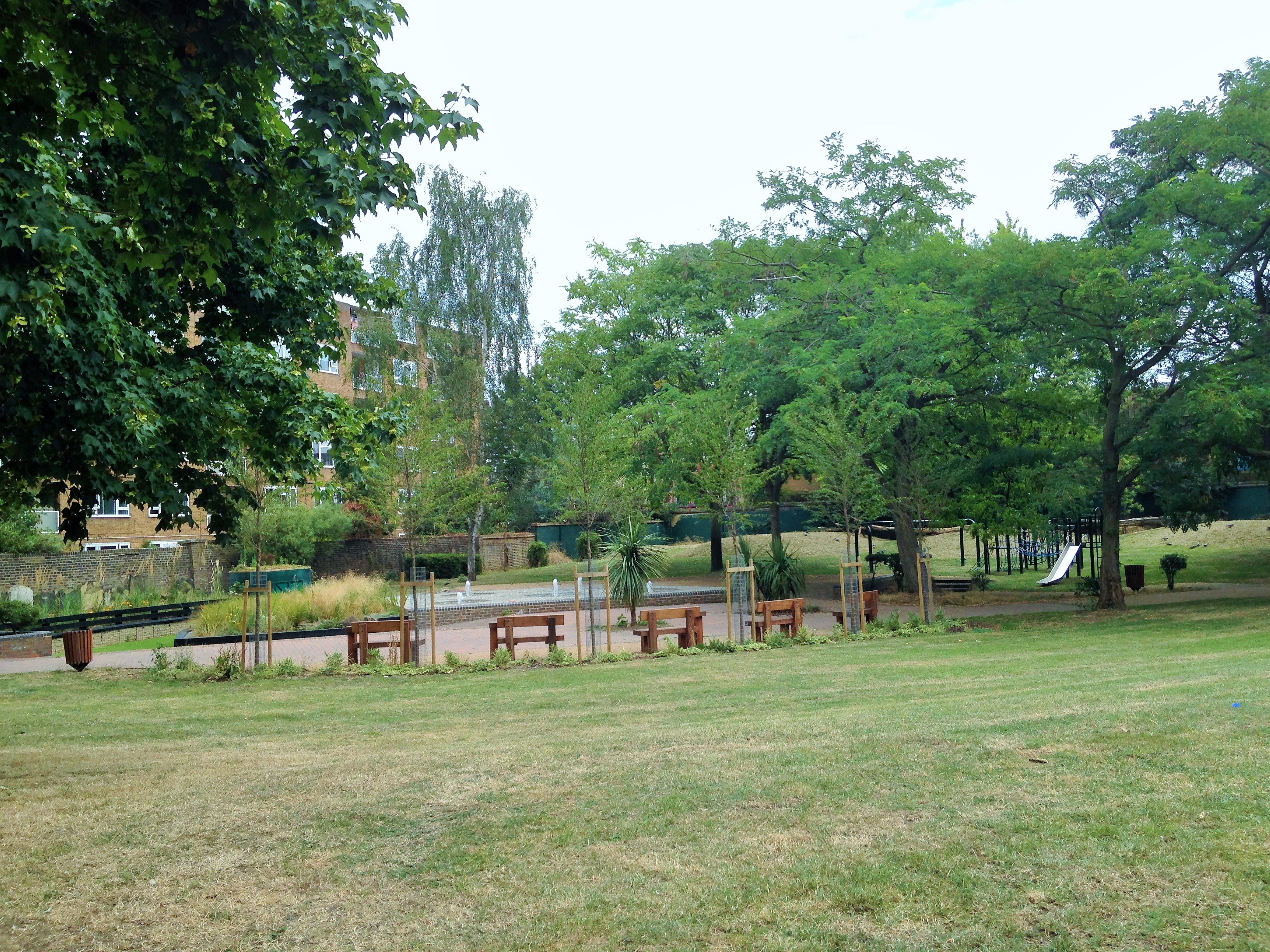 Old Paradise Gardens, North West Kennington