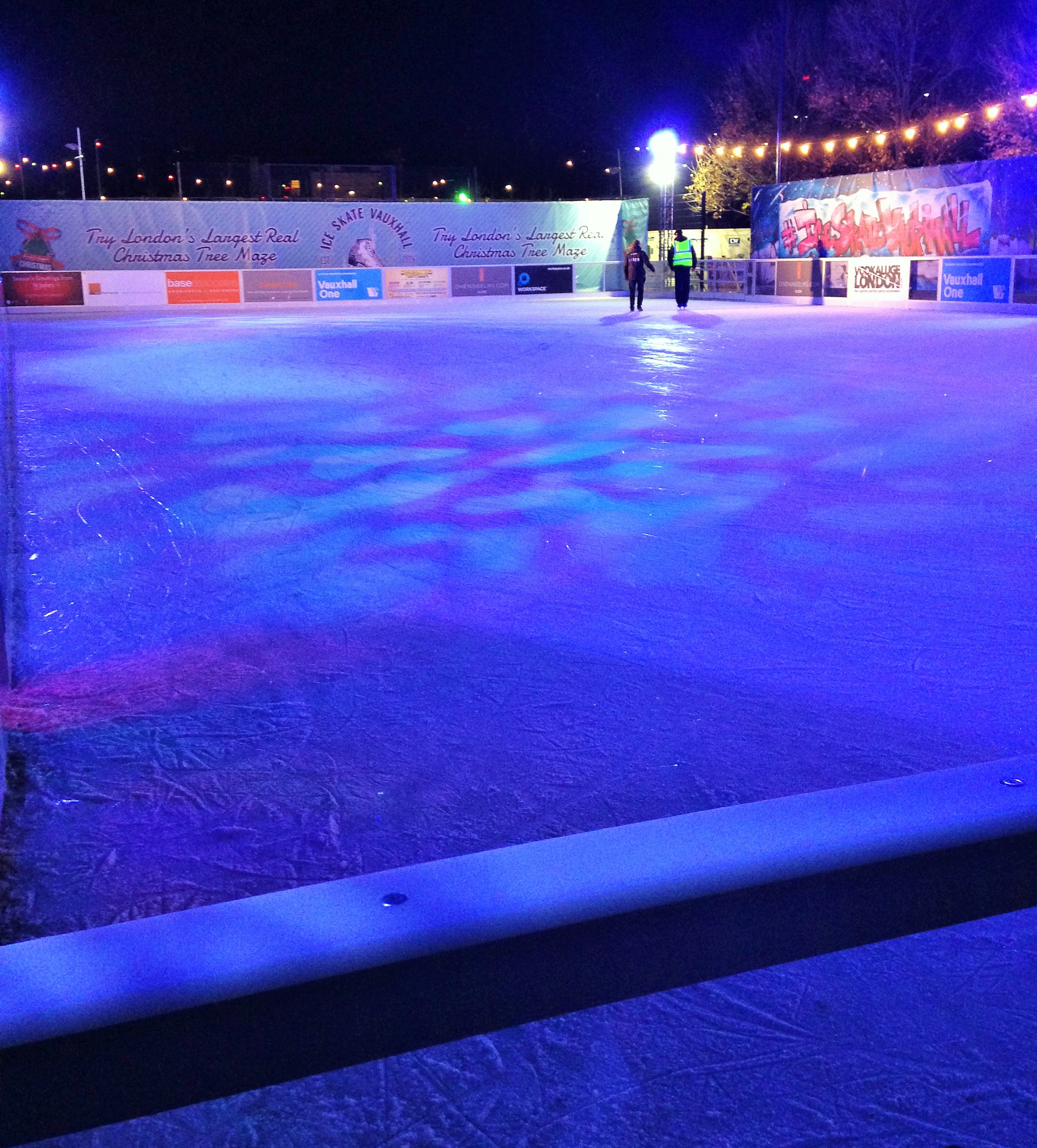 The Ice Rink, Ice Skate Vauxhall - kenningtonrunoff.com