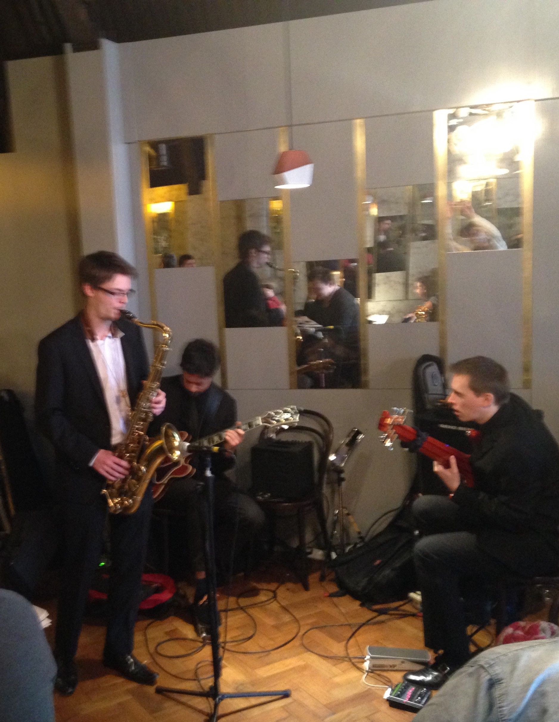 live jazz, Counter Brasserie - kenningtonrunoff.com