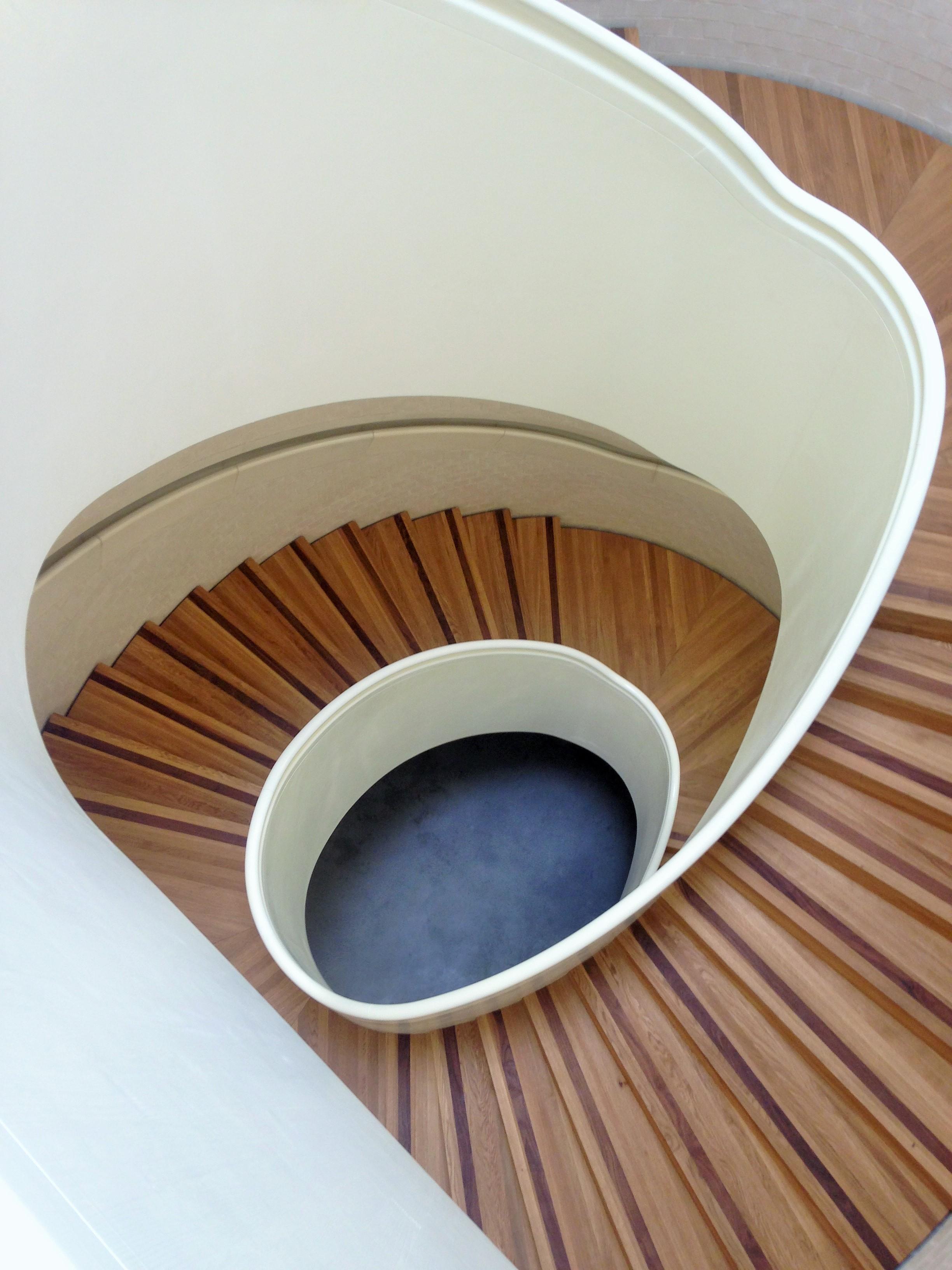 Newport Street Gallery staircase - kenningtonrunoff.om