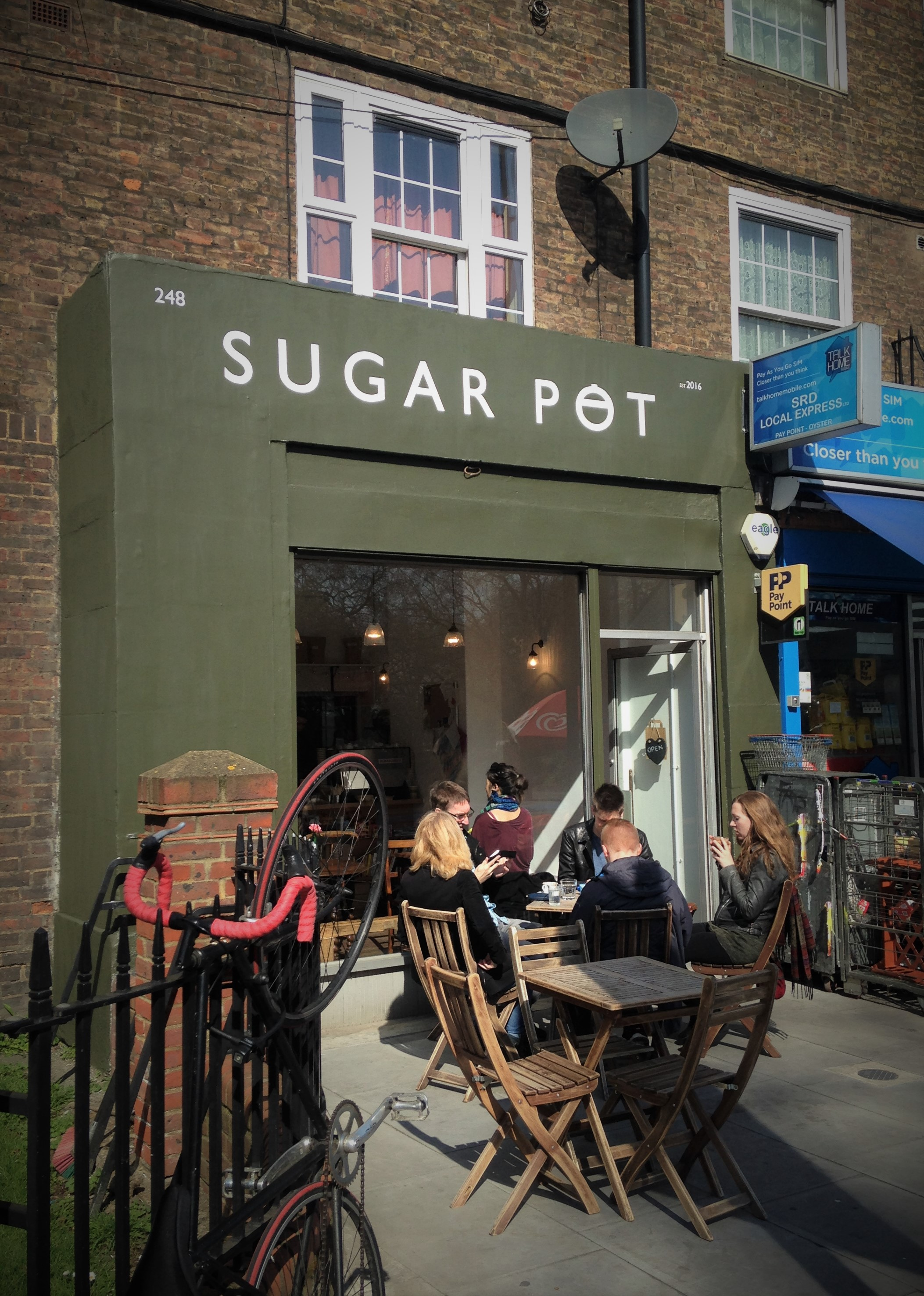 Sugar Pot exterior - kenningtonrunoff.com