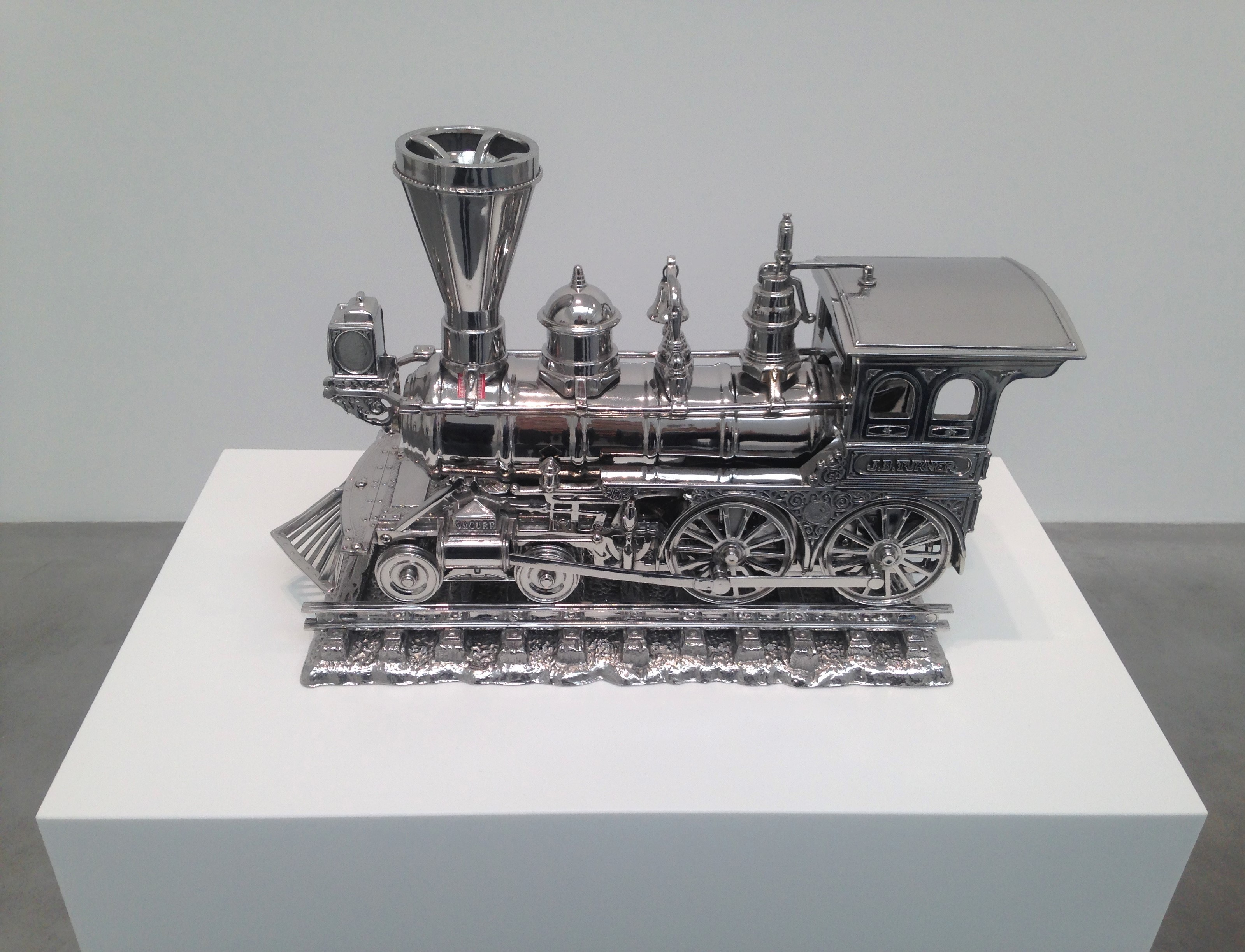 Jim Beam JB Turner engine - Jeff Koons - kenningtonrunoff.com