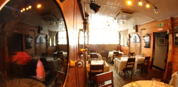 Lobster Pot interior