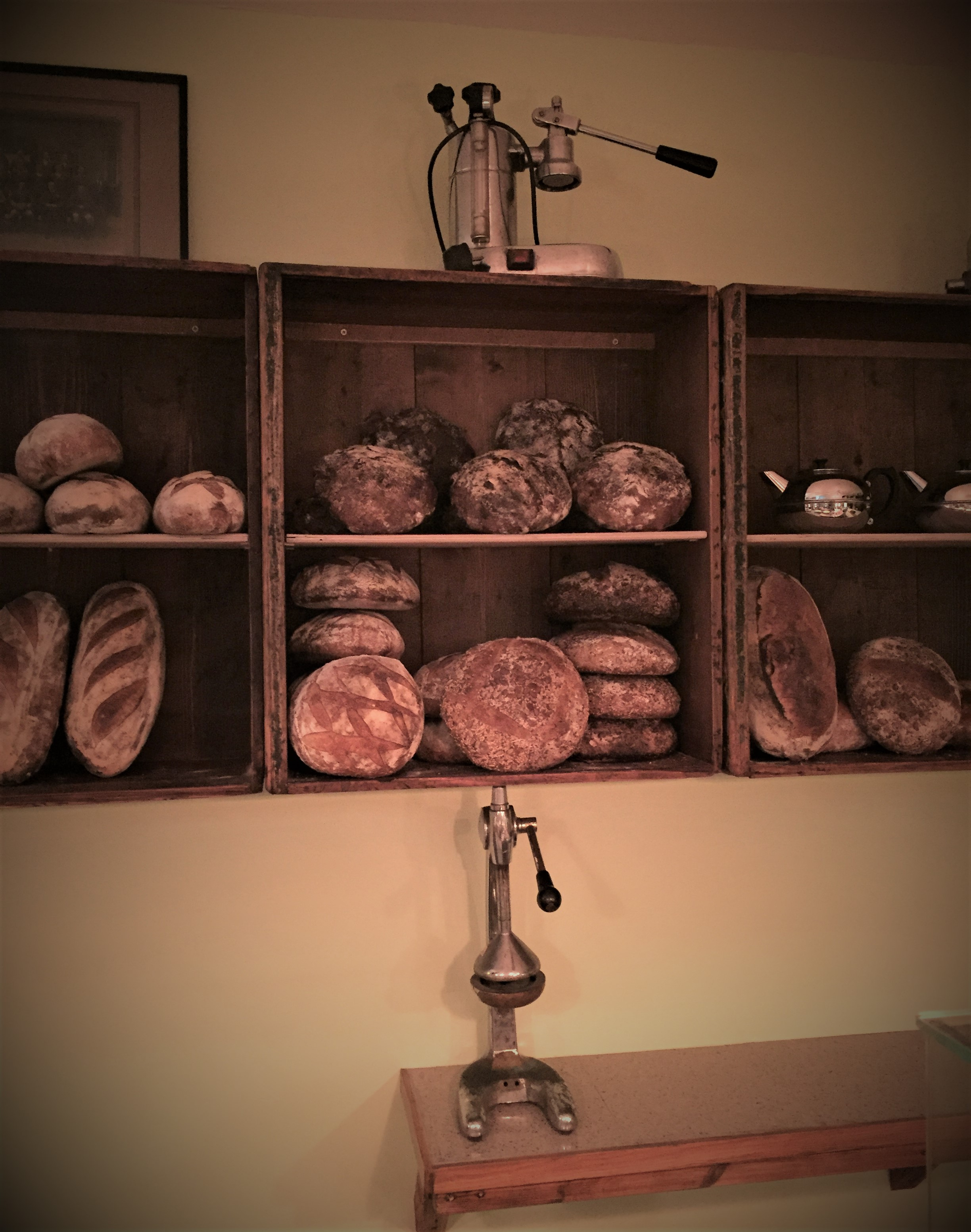 Cable Bakery & Roastery bread - kenningtonrunoff.com