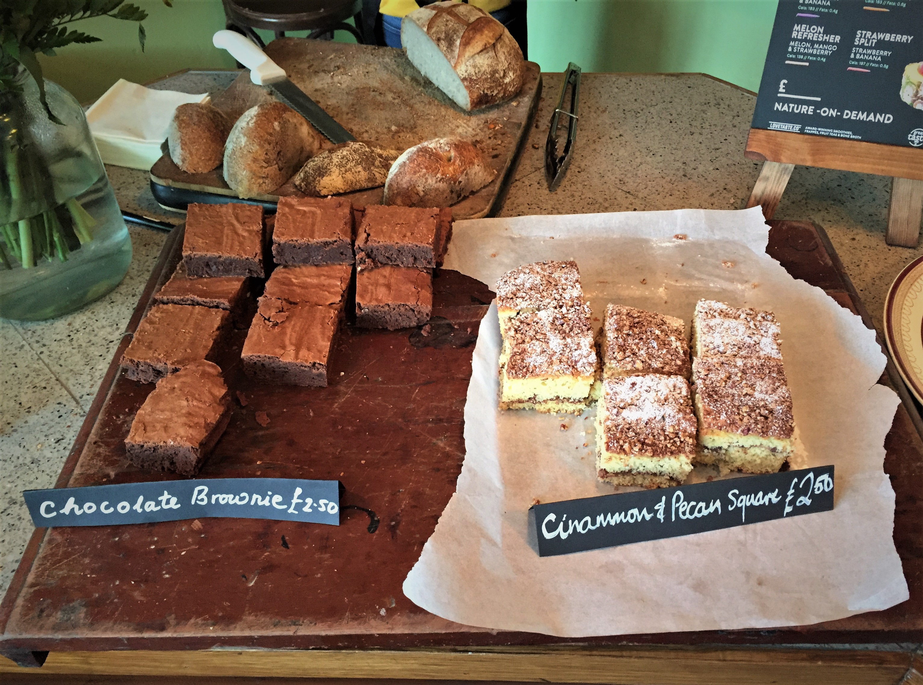 Cable Bakery & Roastery cakes - kenningtonrunoff.com