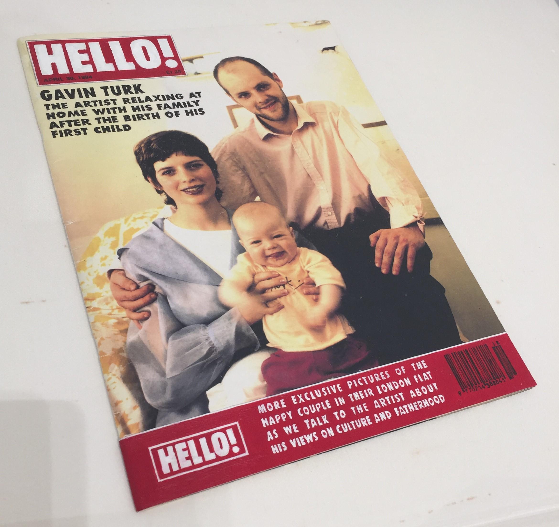 Gavin Turk Identity Crisis - Hello Magazine at Newport Street Gallery - kenningtonrunoff.com