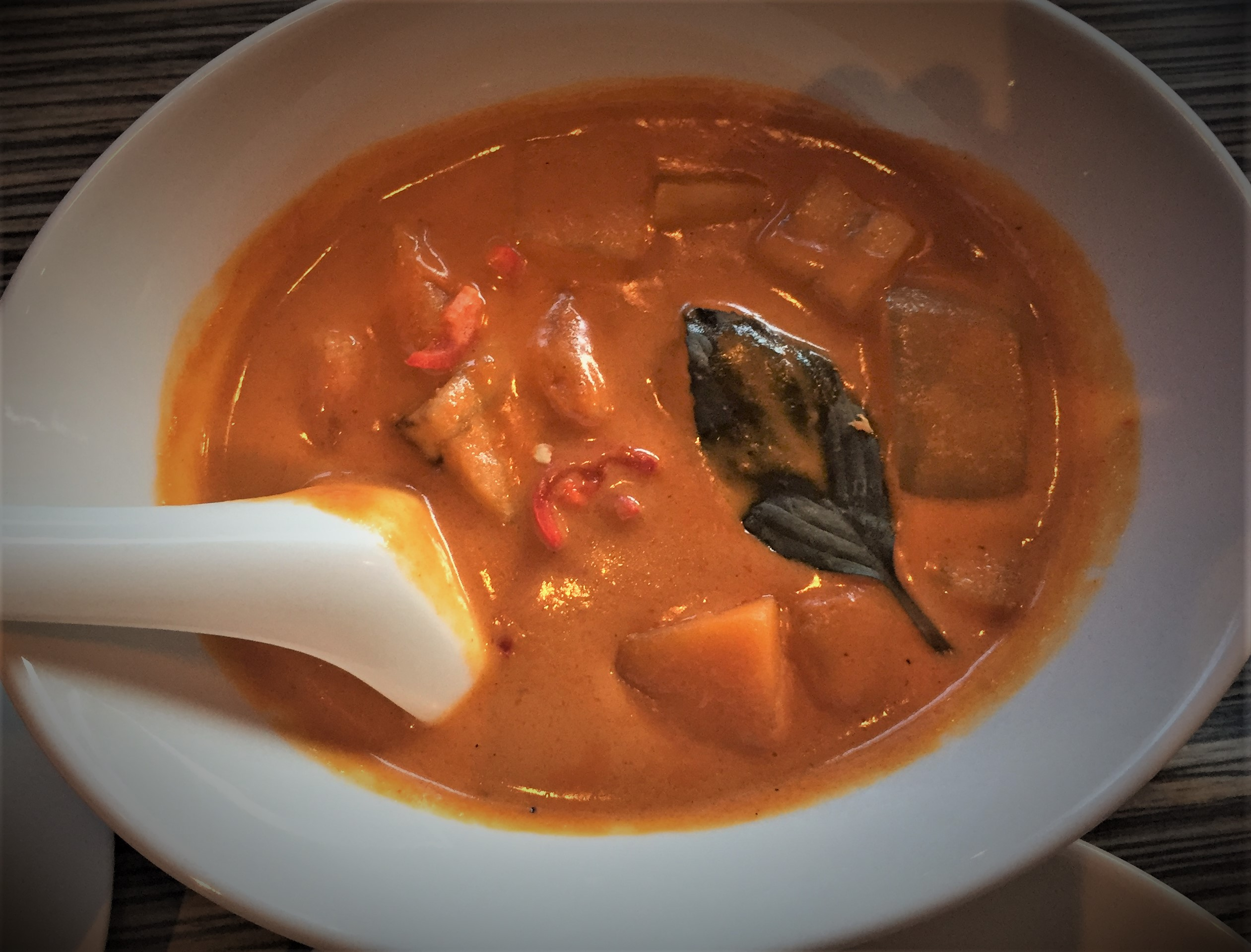 Thai red vegetable curry- kenningtonrunoff.com